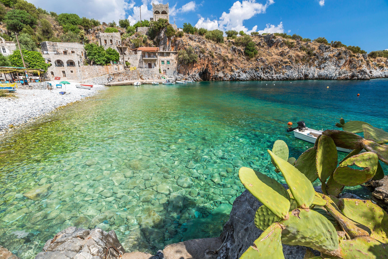 Греция, лучшие места для посещения в европе