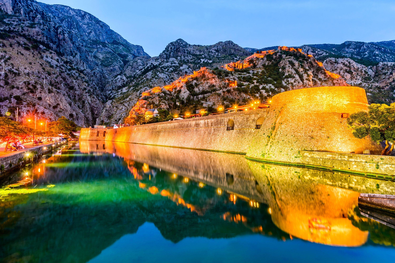 Котор, черногория, лучшие места для посещения в европе