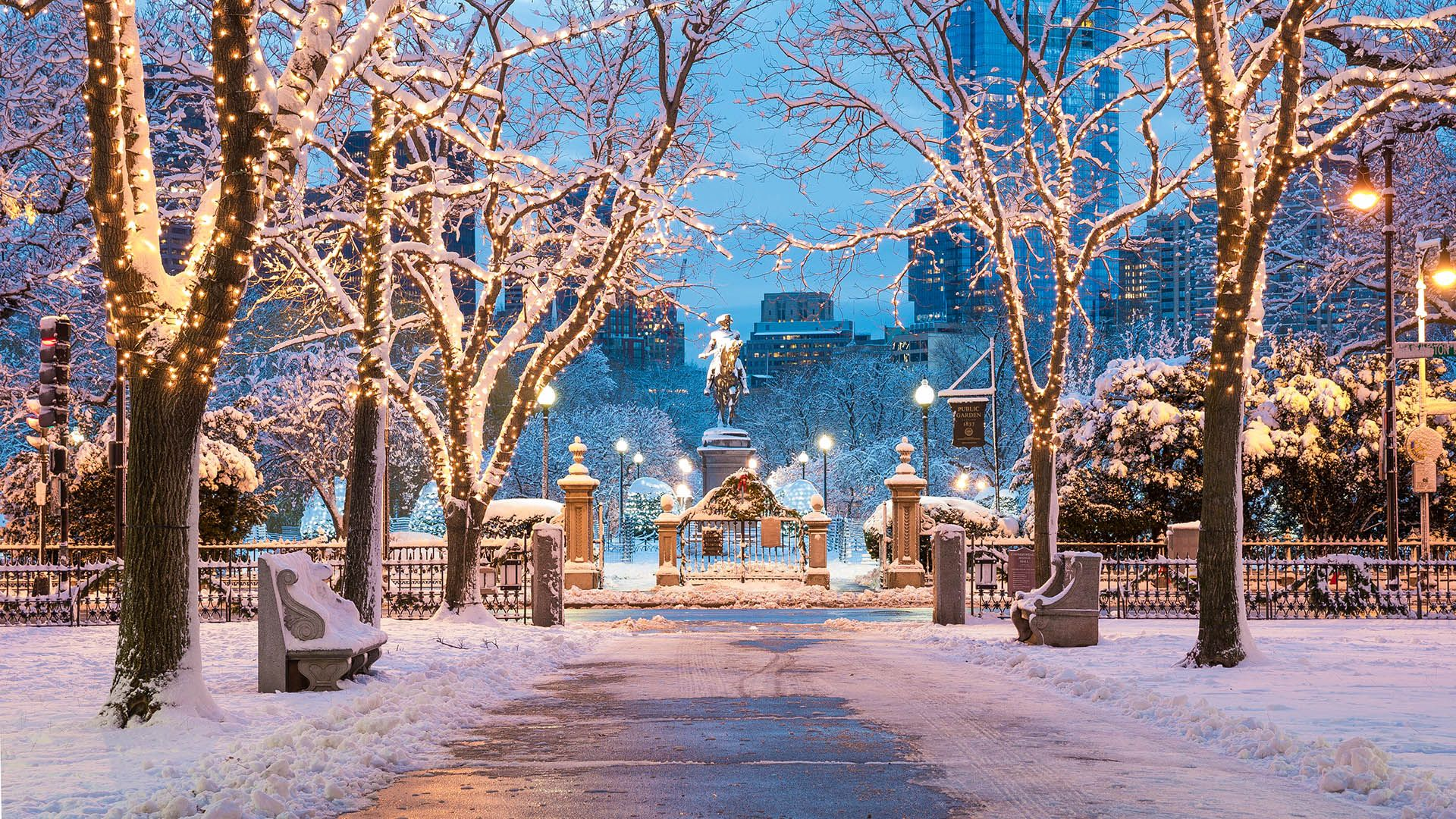 Snow Christmas Usa Chance 2021 20 Of The Most Picturesque Christmas Destinations Rough Guides