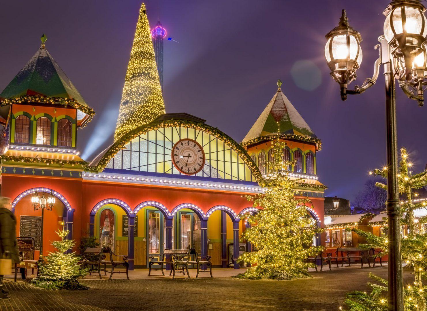 2021 Washington Christmas Bazaar 20 Of The Most Picturesque Christmas Destinations Rough Guides
