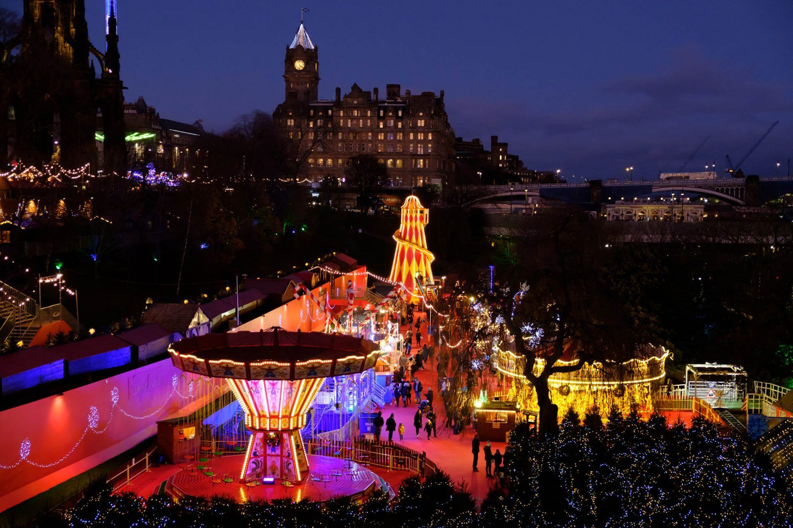 Fountain Of Life Christmas Play 2021 20 Of The Most Picturesque Christmas Destinations Rough Guides