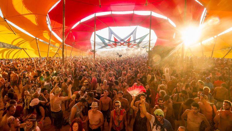 Boom Festival, Portugal