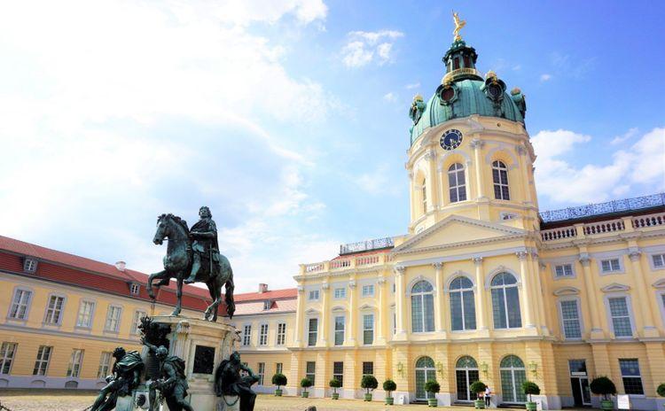 Berlin: Charlottenburg castle