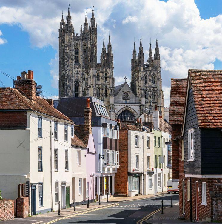 Canterbury view ©  Gordon Bell/Shutterstock