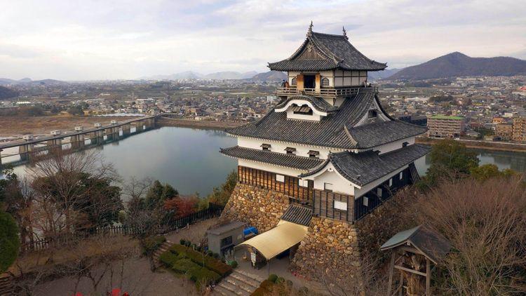 Inuyama Castle in Nagoya