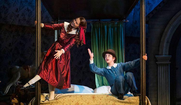 Opera North's The Turn of the Screw © Tristram Kenton/VisitLeeds