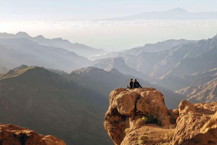 Roque Nublo, Gran Canaria © carol.anne/Shutterstock