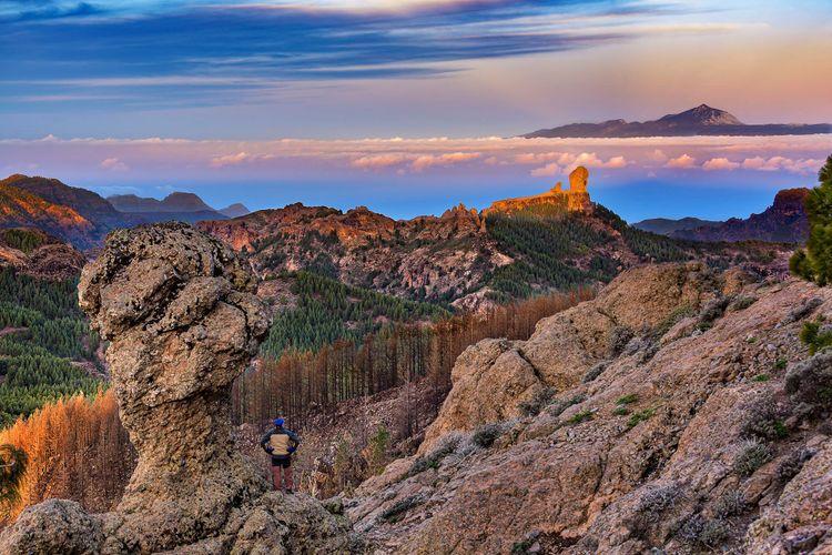 Senderismo Cumbre © Visit Gran Canaria