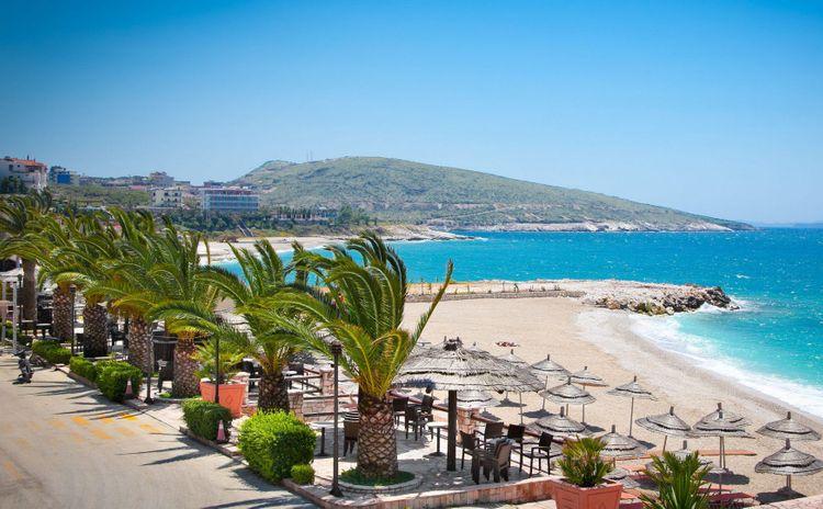 albania saranda beach best places to visit in europe