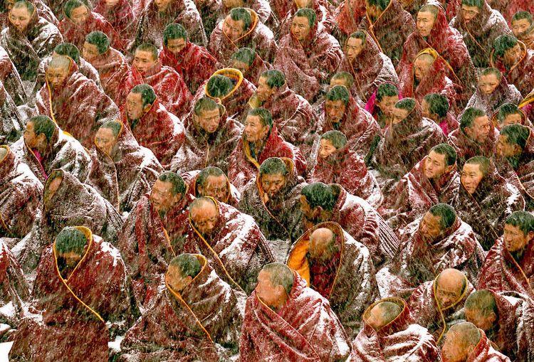 Great Monlam Festival, Tibet