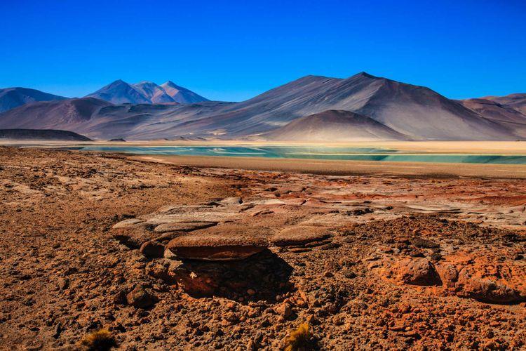 Atacama Desert, Chile © Vaclav Sebek/Shutterstock
