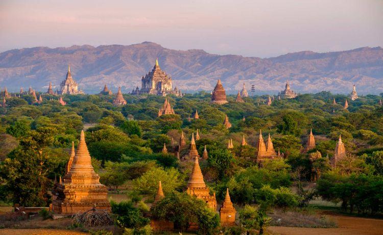 Bagan, Mandalay, Myanmar