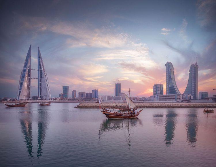 Bahrain-waterfront