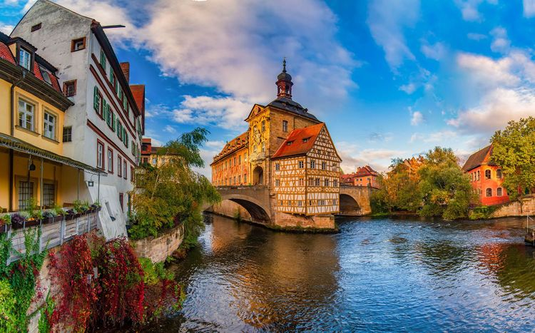 Bamberg, Germany © Haidamac/Shutterstock