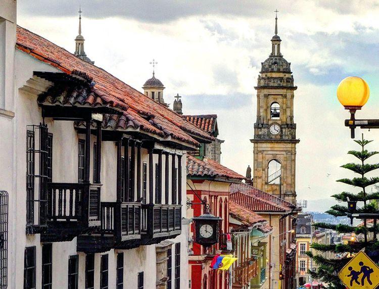 Bogota, Colombia © mehdi33300/Shutterstock