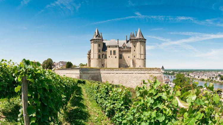 Chateau de Saumur, Loire Valley, France © Alexander Demyanenko/Shutterstock