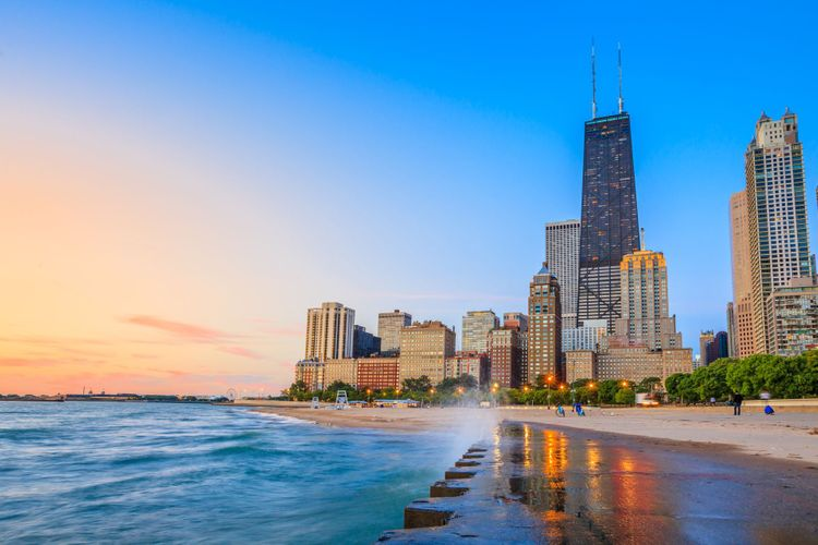 Chicago-beach-things-to-do-in-Chicago
