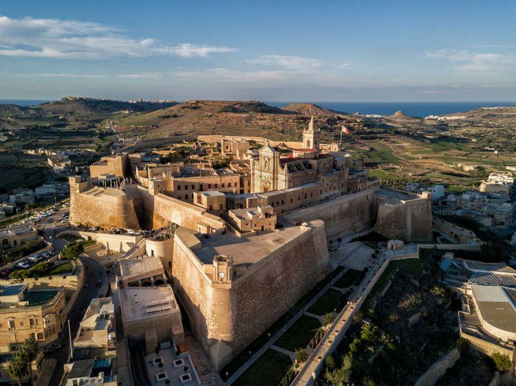 citadel-gozo-malta-shutterstock_754371217