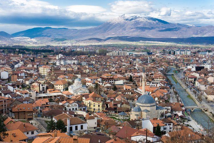 City Prizren, Kosovo © Scott Biales DitchTheMap/Shutterstock