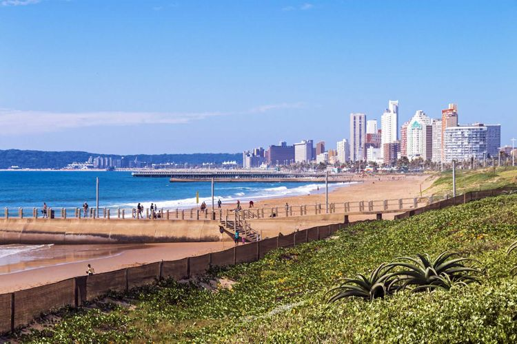 Panorama Durban, South Africa