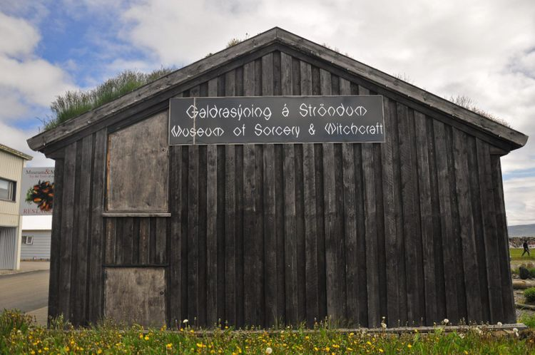Museum of Witchcraft and Sorcery Iceland