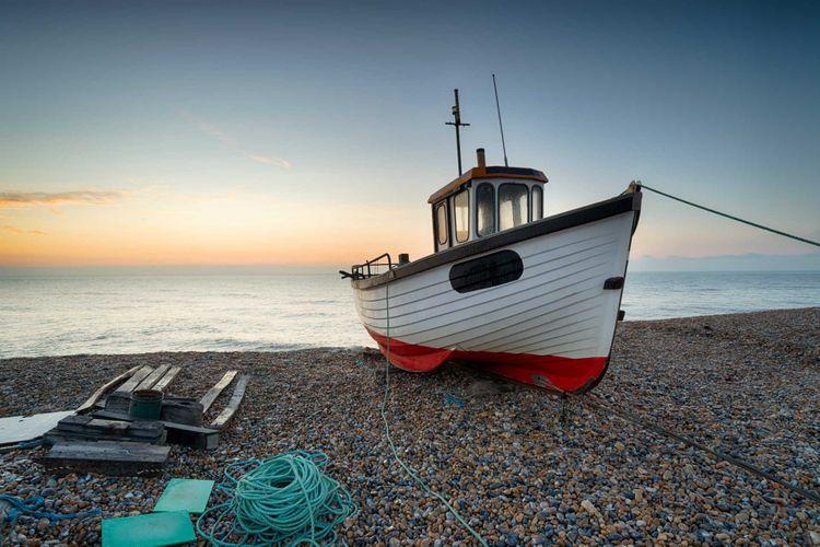 fishing-boat-beach-dungeness-kent-coast-shutterstock_1023844714