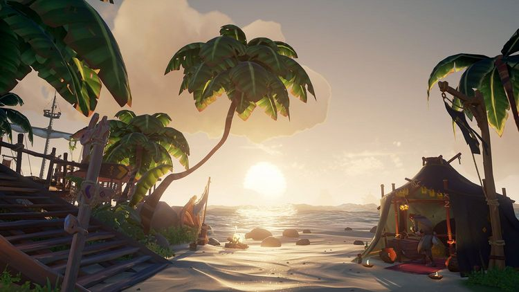 Golden Sands Outpost Xbox