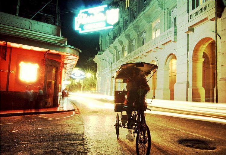 Havana-at-night