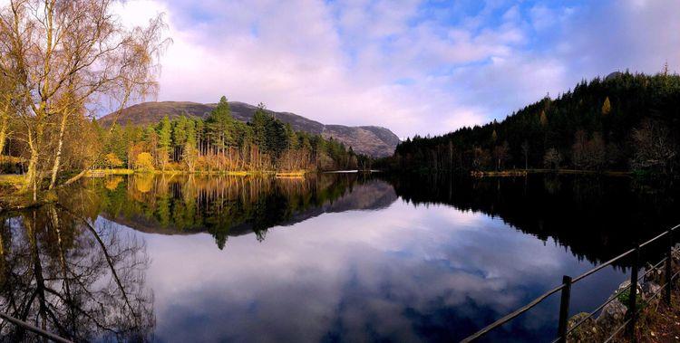 Landscape captured on iPhone