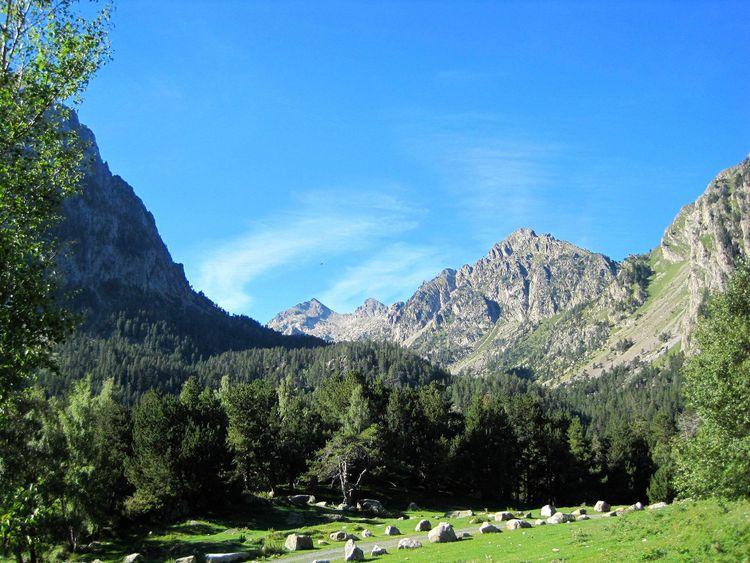 Sort, Catalonia, Pyrenees, Spain
