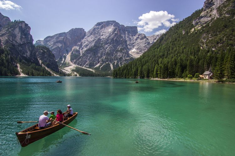 Lake Braies, Italy