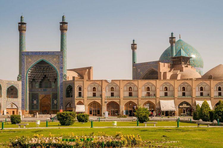 Isfahan-Iran-shutterstock_154400645