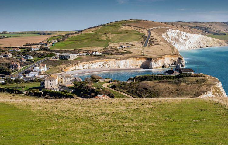 Freshwater Bay - Isle Of Wight UK