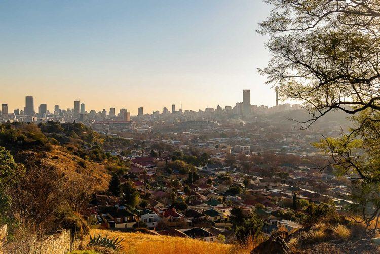 Johannesburg, South Africa © Mark G Williams/Shutterstock