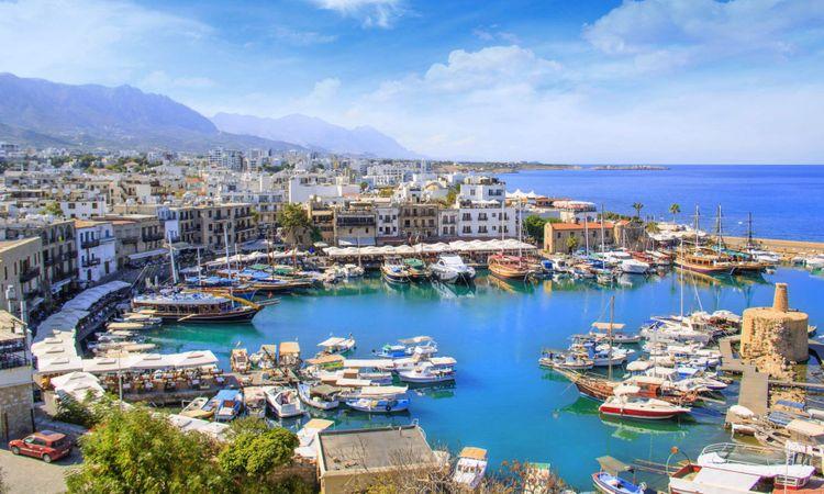 Port Kyrenia, Girne, Northern Cyprus