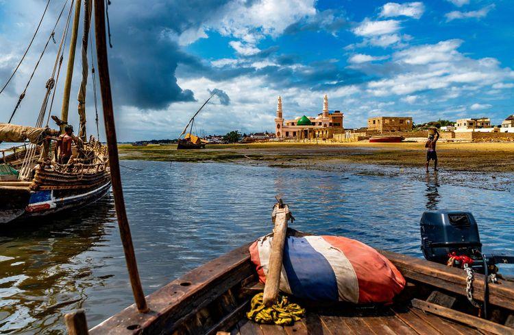 Kenya's dhow © Shutterstock