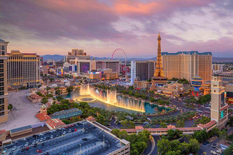 Las Vegas evening ©  Shutterstock
