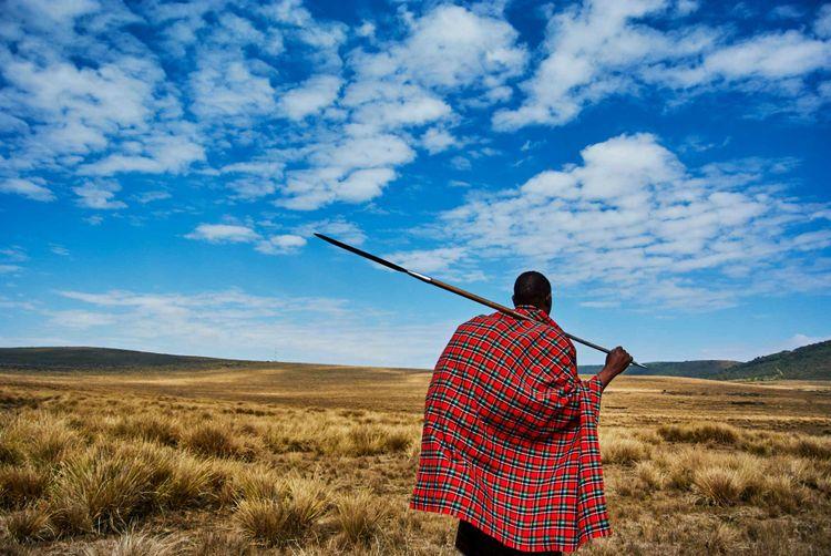 Maasai, Kenya © Thomas Brissiaud/Shutterstock