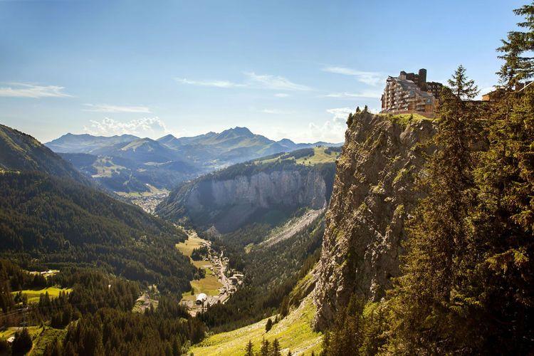 Morzine French Alps