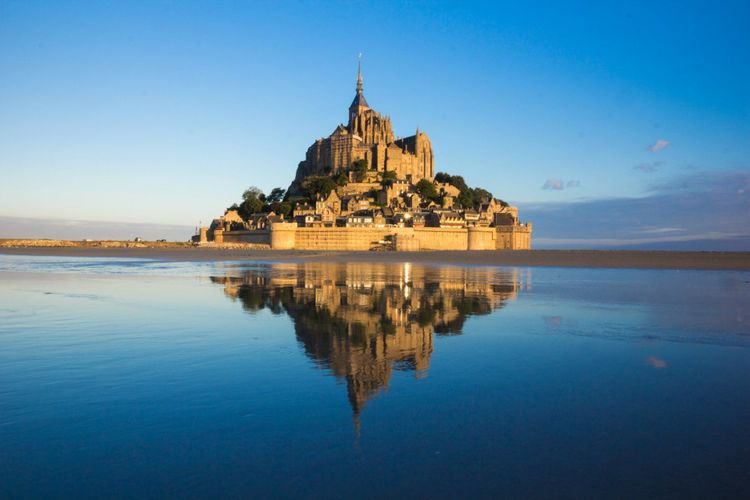 Things not to miss: Mt Saint Michel, France.