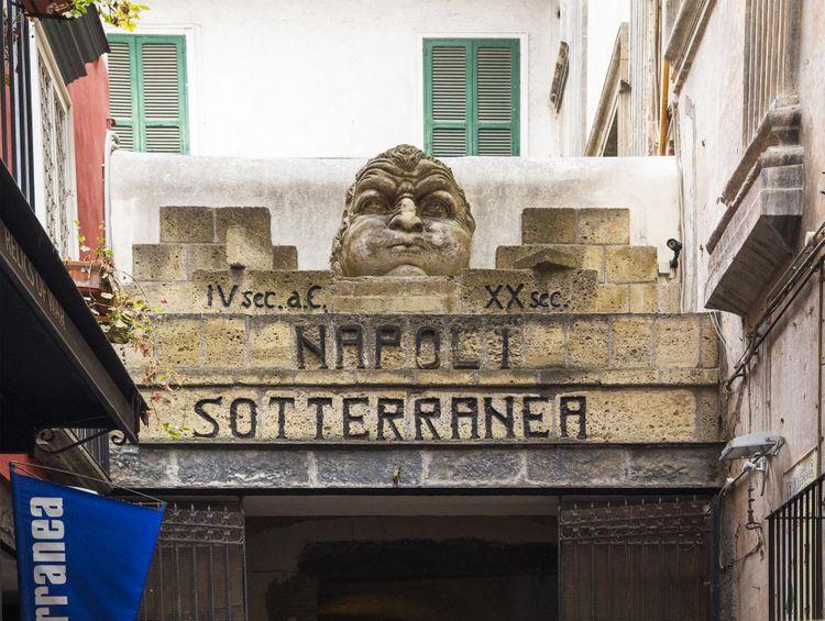 Napoli-sotterranea-naples-shutterstock_548404462