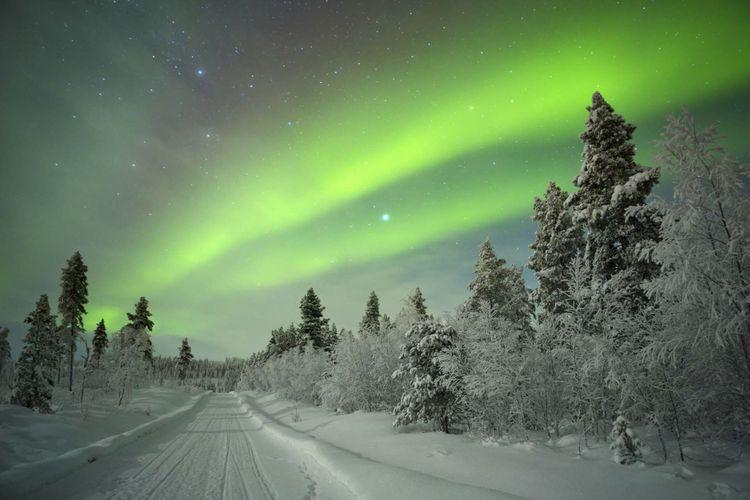northern-lights-finland-lapland-shutterstock_305354732