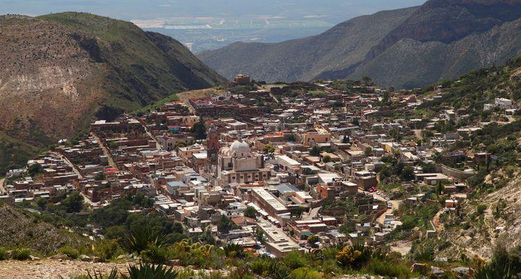 old village in Mexico, Real de Catorce, San Luis Potosi © TorresGlz/Shutterstock
