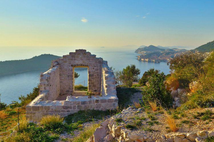 Orsula Park in Dubrovnik © Karmela Kortizija/Shutterstock