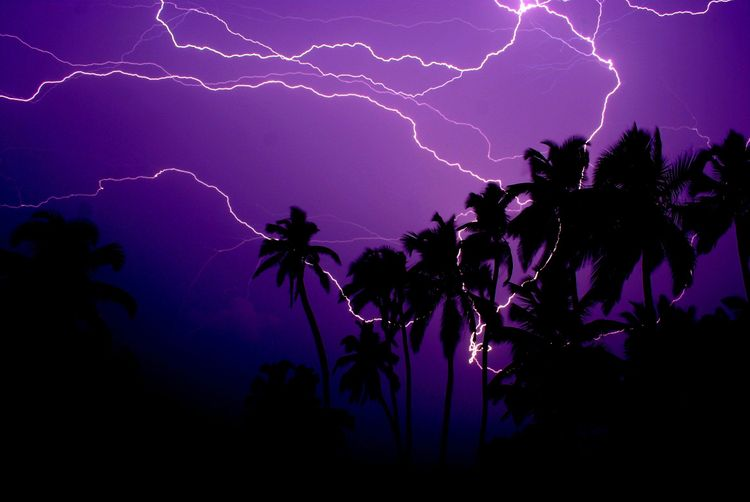 Lightning, Colombia, South America