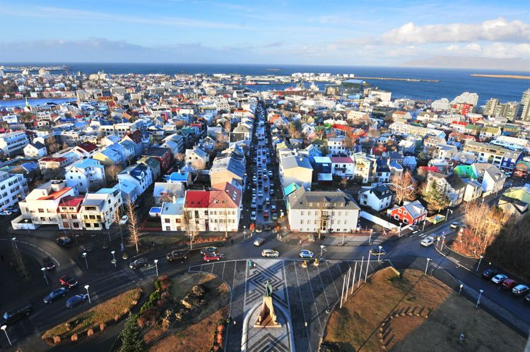 Reykjavik-best-places-to-stay-in-Iceland