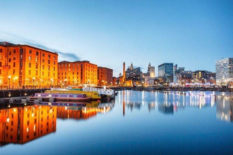 Albert Dock at Liverpool waterfront © SAKhanPhotography/Shutterstock