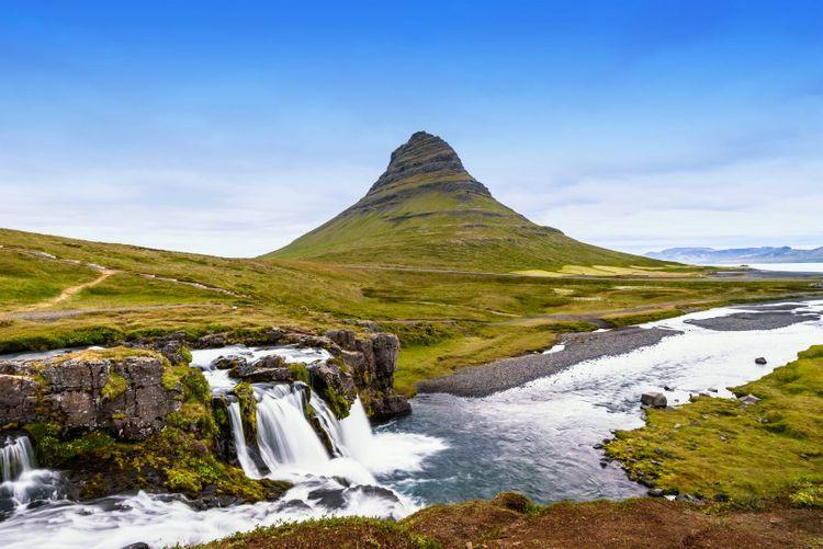 Kirkjufell, Snaefellsnes peninsula, Iceland