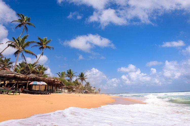 Sri Lanka's Best Beaches: Picture perfect Hikkaduwa on the south coast