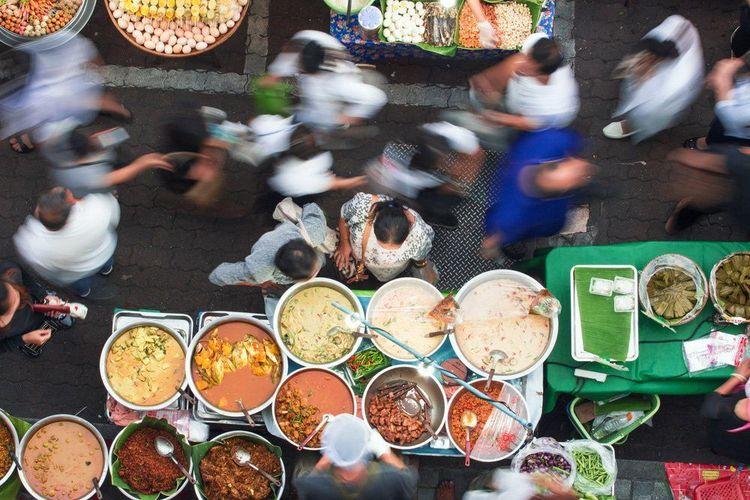 Street food Bangkok © Anansing/Shutterstock